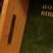 Un classique de chambre d'hotel : la Bible