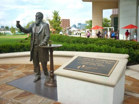John Pemberton, inventeur du COCA COLA