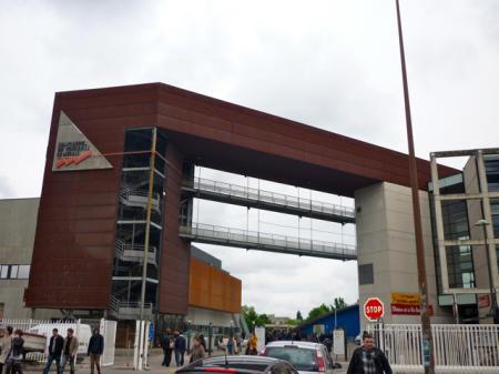 Campus Toulouse Le Mirail (MAI 2010)