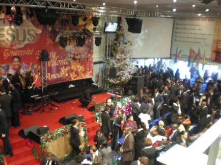 Charisma Eglise Chrétienne (DECEMBRE 2008)