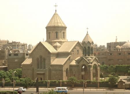 Diversité chrétienne en EGYPTE (MAI 2012)