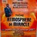 Atmosphère de miracle