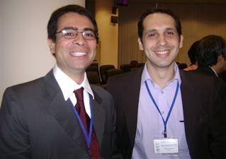 Pascal Bourdeaux et Jérémie Jammes