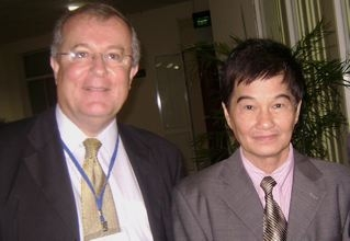 Jean-Paul Willaime et Do Quang Hung