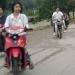 Hanoï ville des motos