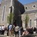 Cérémonie religieuse à Renac (Ile-et-Vilaine)