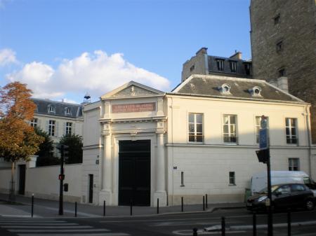 La mue de l'IPT Paris (AOÛT 2009)