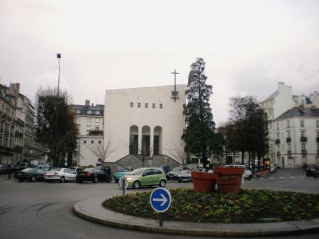 Nantes et son temple réformé (JANVIER 2010)
