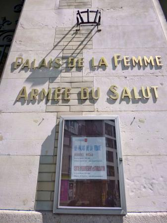 Palais de la femme à Paris (JUIN 2013)