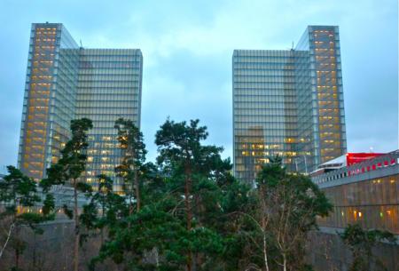 Quartier de Bercy / BNF (JANVIER 2011)