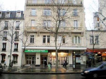Rencontre esperance 275 avenue daumesnil
