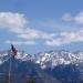 Un écrin montagneux