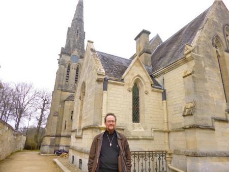 Un temple restauré à Compiègne (MARS 2013)