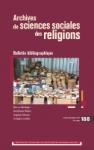 david martin, françoise lautman, benjamin fabre, sciences sociales des religions, assr, archives de sciences sociales des religions, fatiha kaoues
