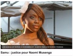 Naomi, Naomi Musenga