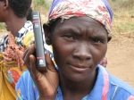 African Woman listens to First Audio Bible.jpg