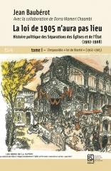 jean baubérot, dorra mameri, loi de 1905, laïcité, livre, msh