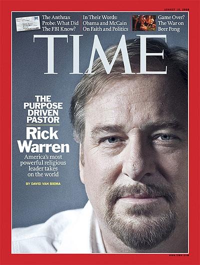 514471834 Rick Warren lance un rapprochement avec lIslam et déclare : Nous adorons le même Dieu