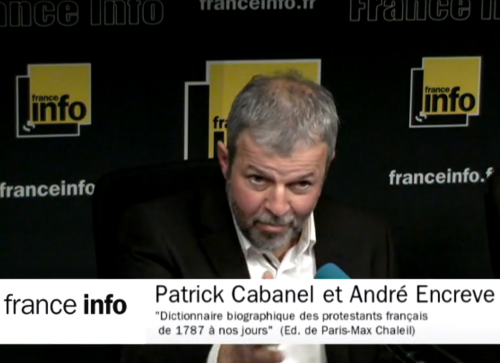 Patrick Cabanel, Sébastien Fath, protestantisme