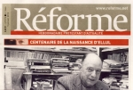 protestantisme,culte des saints,jacques ellul,labor et fides,frdric rognon,rforme,cole de frankfort,technique,islamophobie,cologie