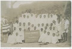 Claire-Lise Lombard, , Blanche Jeanne, defap, paris, protestantisme, mission, francophonie, francophonie protestante, francophonie évangélique, afrique