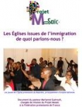 fpf, fdration protestante de france, projet mosac, marianne geroult, eglises d'immigration, glises issues de l'immigration, glises de migrants, diversit, diversit culturelle
