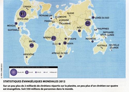 Le Monde des religions, Frédécir Lenoir, Florence Quentin, Patrick Cabanel, Frédéric Casadessus, Sébastien Fath, CNEF, christianisme, christianisme mondial