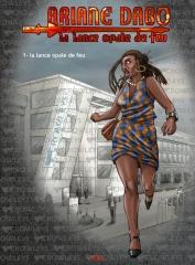 bd, francophonie, ésotérisme, femme noire