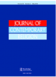 journal of contemporary religion, europe, sécularisation, religion,Egbert Ribberink, Peter Achterberg, Dick Houtman