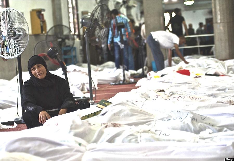 Massacre de musulmans en egypte que disent les chr tiens for Comgres ceram pleine masse
