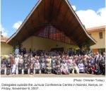 oecuménisme,manado,indonésie,forum chrétien global,kenya,afrique,conseil oecuménique des églises