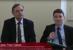 Jean-Yves Carluer, Fabio Morin