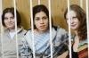 pussy riots, droit des femmes, sébastien fath, nadya tolokonnikova, prophétesses