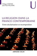 armand colin, livre, jean-paul willaime, philippe portier, religion, france, sciences sociales des religions, laïcité, pluralisme religieux