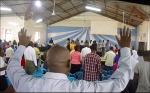 Sébastien Fath, Juba, Djouba, Soudan du Sud, Juba Christian Center