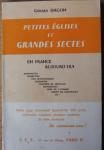 France, Gérard Dagon, sectes, évangéliques, Fédération évangélique de France, FEF, Vigi-sectes