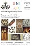 Univ_Popu_Judaïsme_Programme 2014-15 (glissé(e)s).jpg